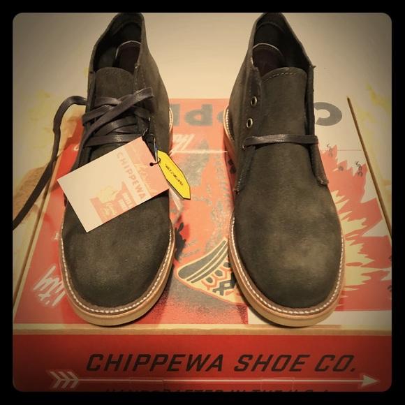 Chippewa Milford 5 Inch Chukka Boot